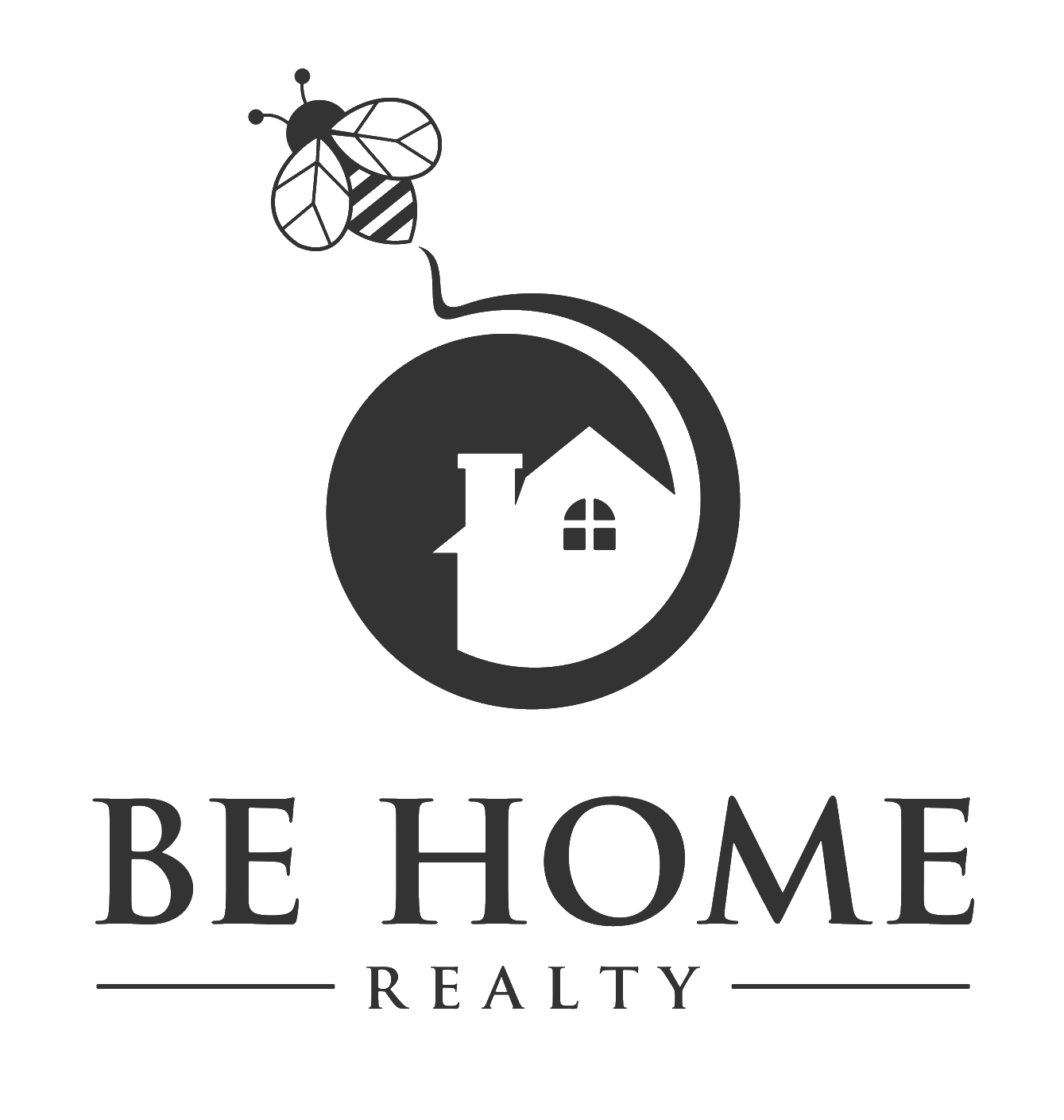 Tina Bradley - Be Home Realty Logo