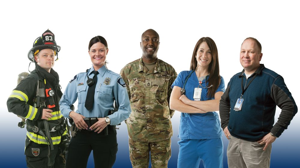 Blue Collar Heroes Picture