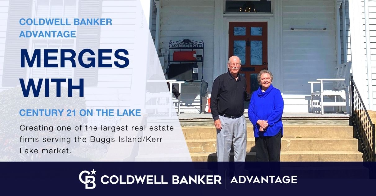Coldwell Banker Advantage Merges With Century 21 On The Lake Main Photo