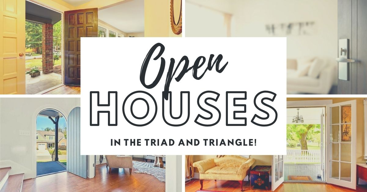 This Weekend's Open Houses! April 10th & 11th Main Photo