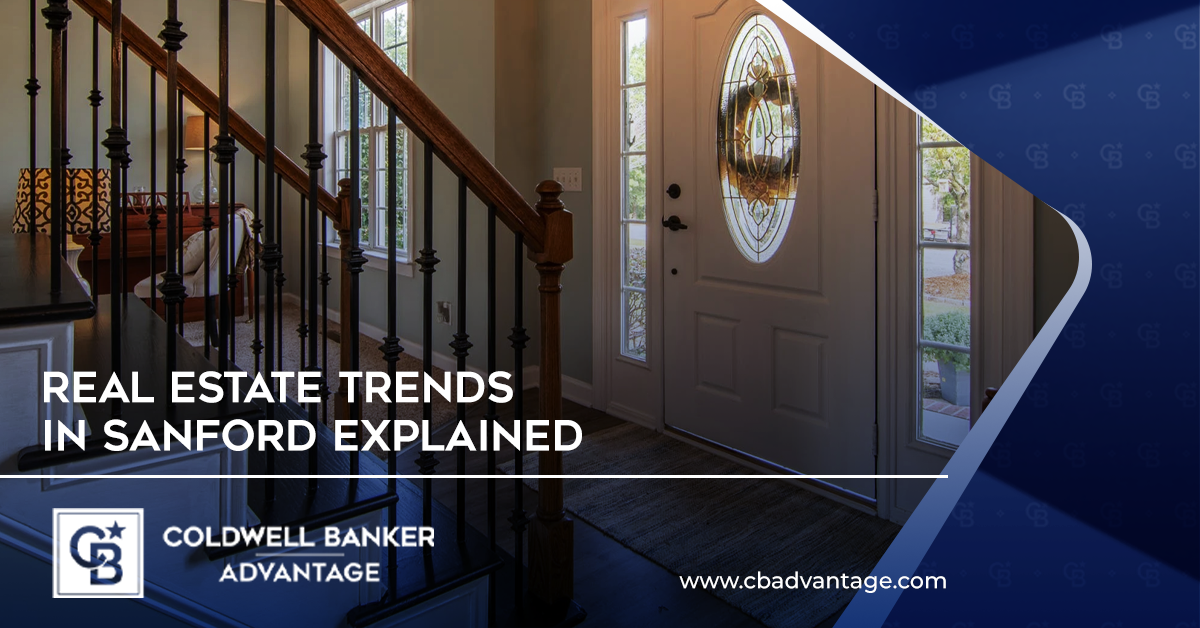 Real Estate Trends in Sanford Explained Picture