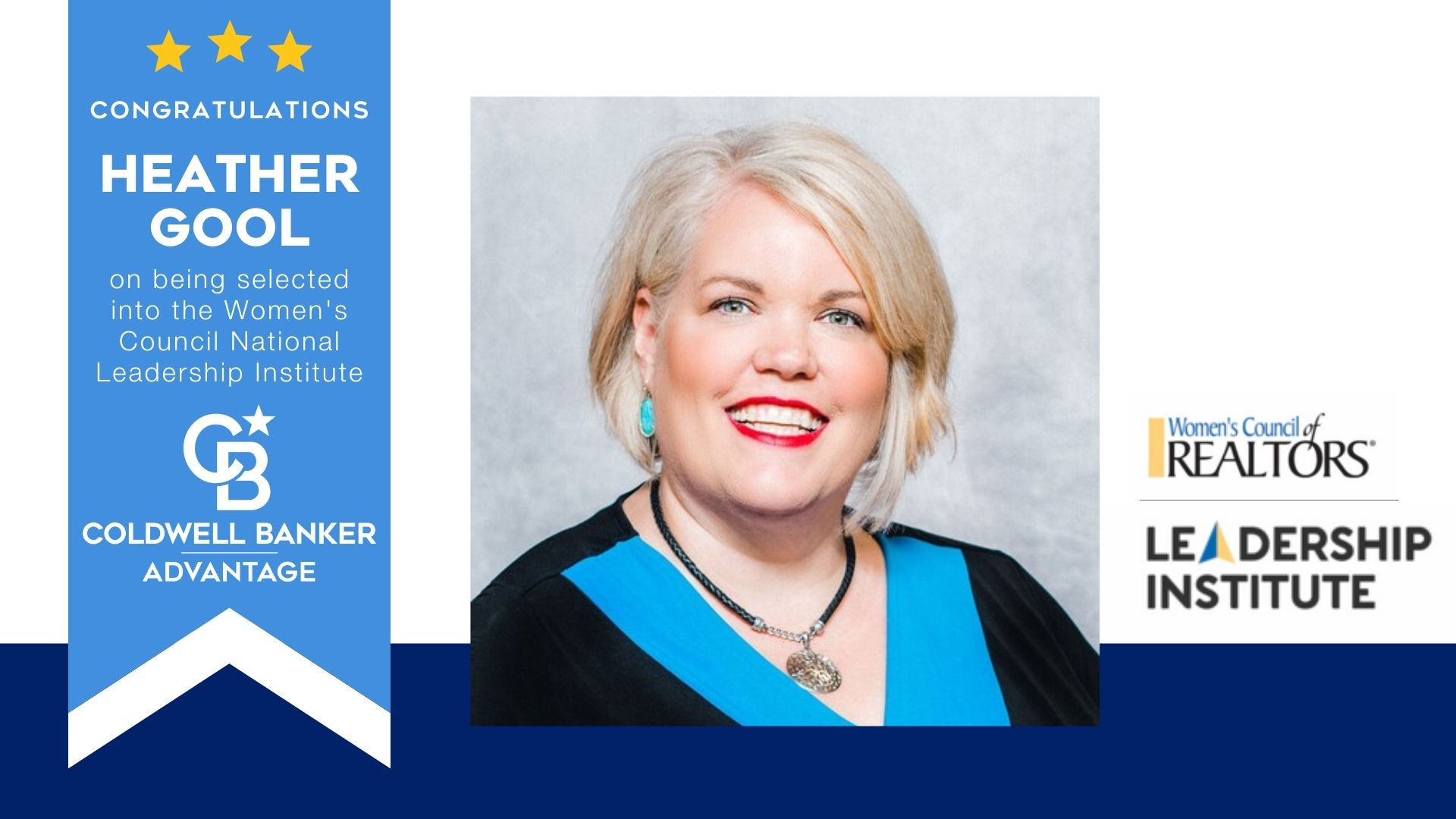 Heather Gool is selected as part of the 2022 Class of the WCR's Leadership Institute Main Photo