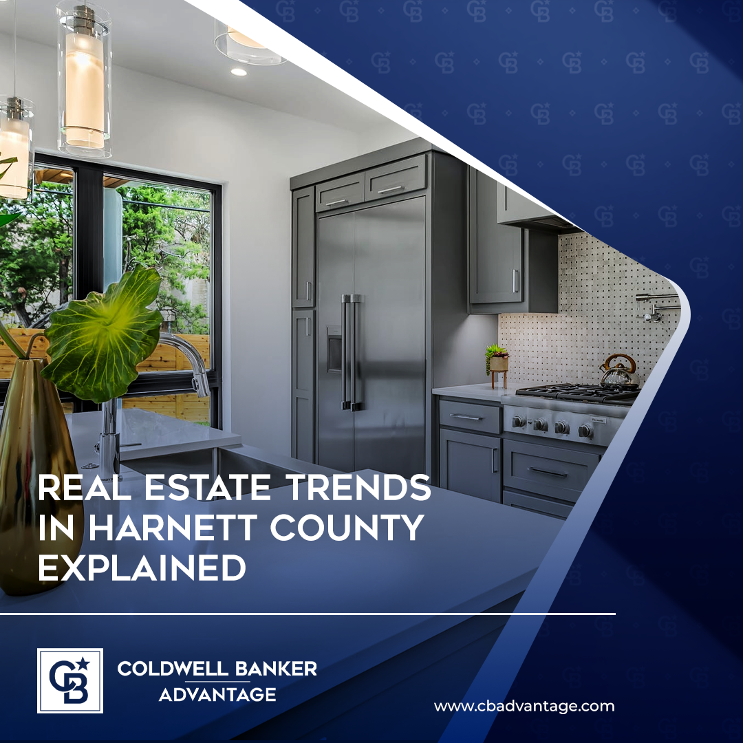 Real Estate Trends in Harnett County Exp Picture