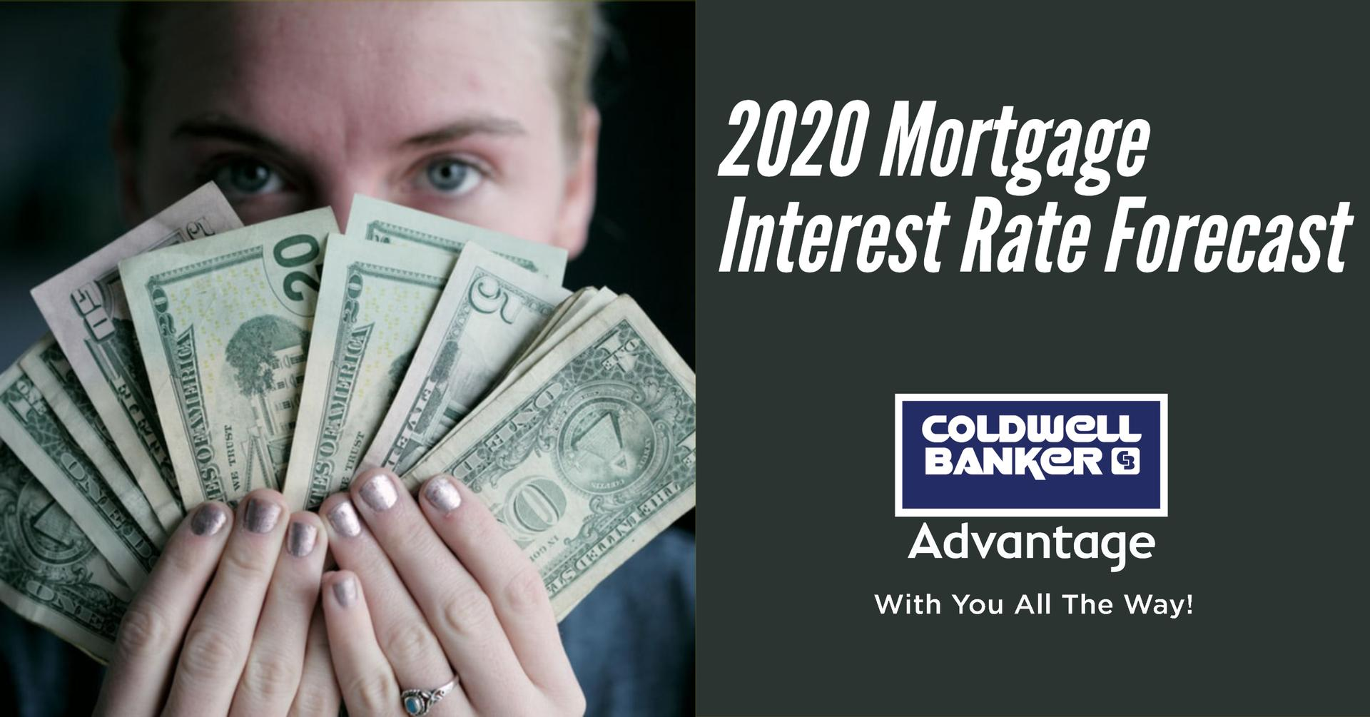 2020 Mortgage Interest Rate Forecast Main Photo