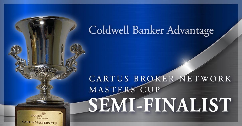 Coldwell Banker Advantage Named Cartus Masters Cup Semi-Finalists Main Photo