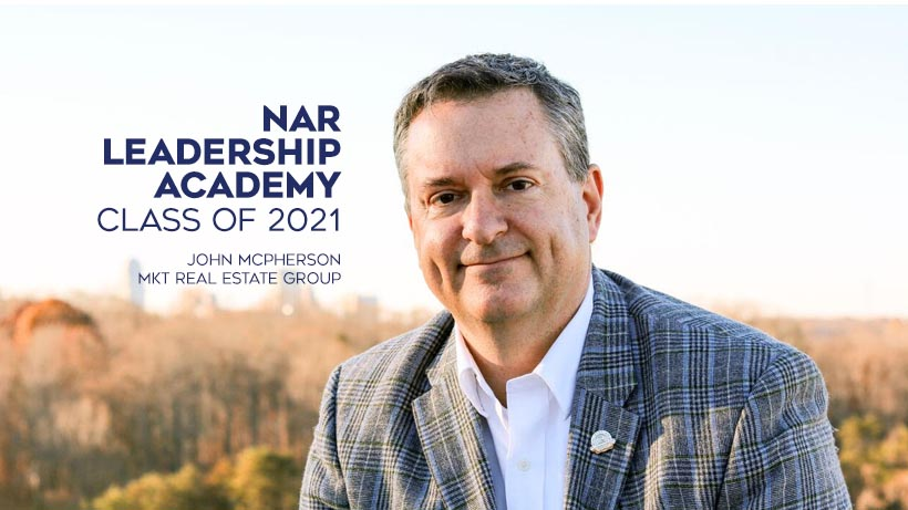 John McPherson of CB Advantage is selected as a member of the National Association of Realtors®'s 2021 Leadership Academy Main Photo