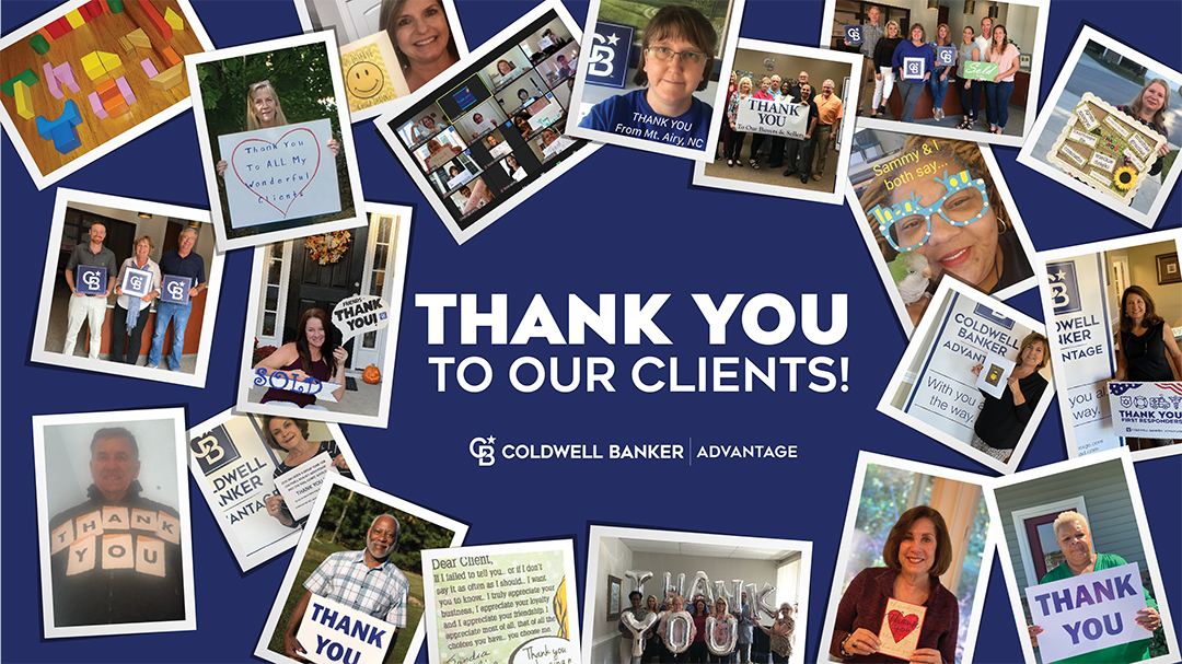 We're Thankful For Our Clients This Year! Main Photo