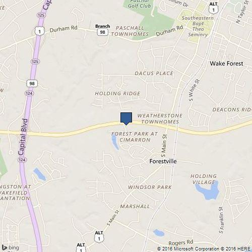 600 Dr. Calvin Jones Highway, Wake Forest, NC 27587