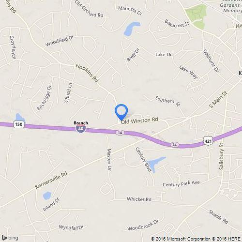 822 Old Winston Rd Suite 3, Kernersville, North Carolina 27284