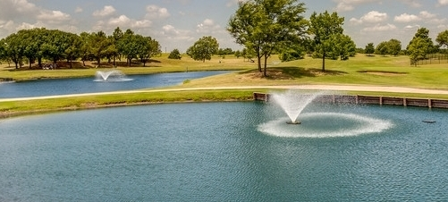 Waterview in Rowlett Texas. A master planned golf community.