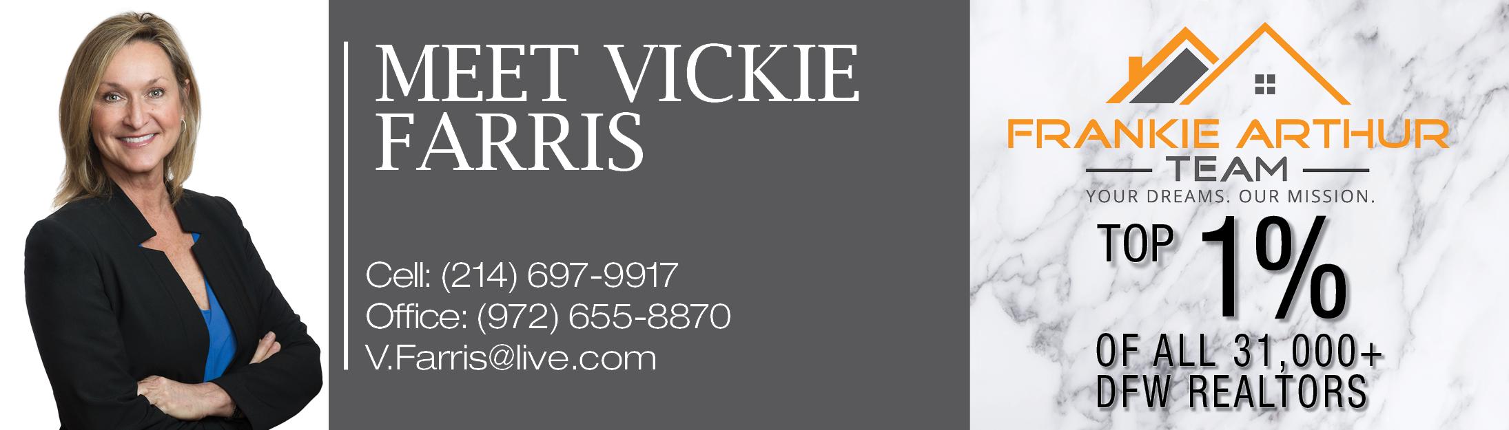 Vickie Farris