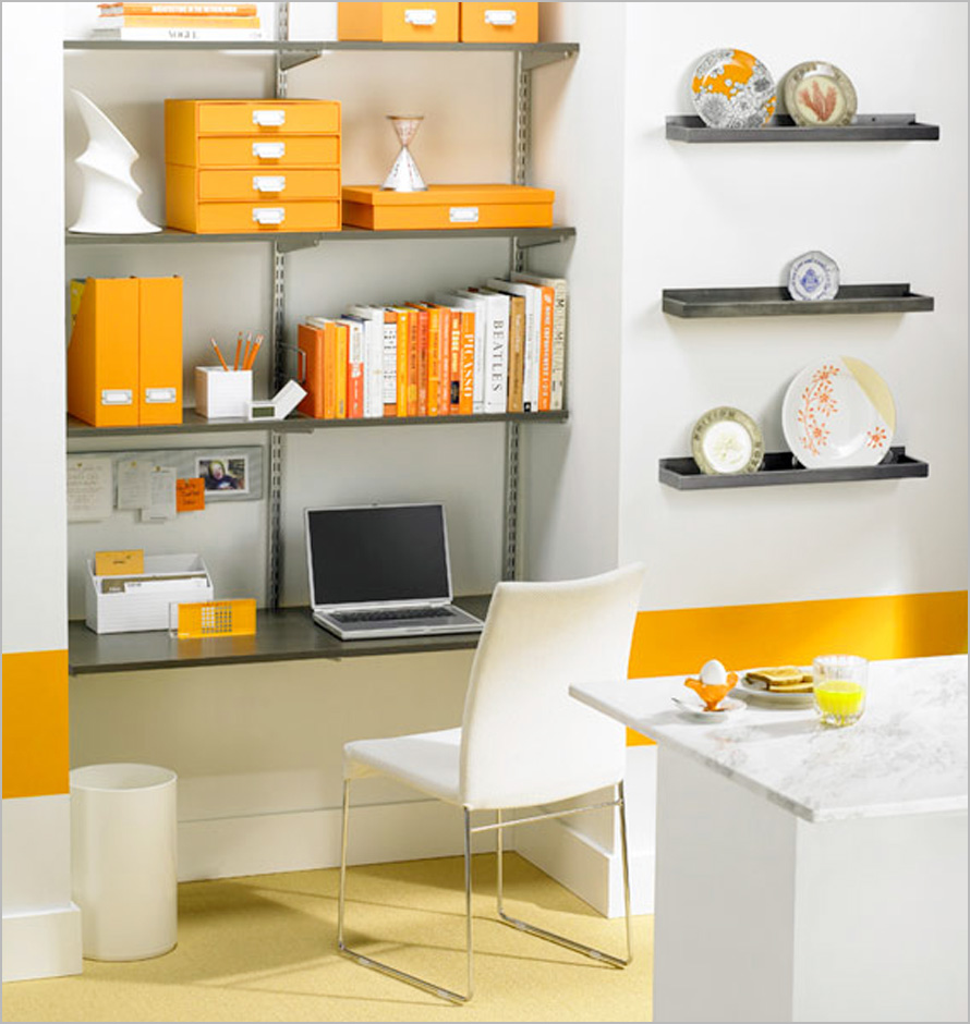 Home Office Design Top Five Refresher Tips