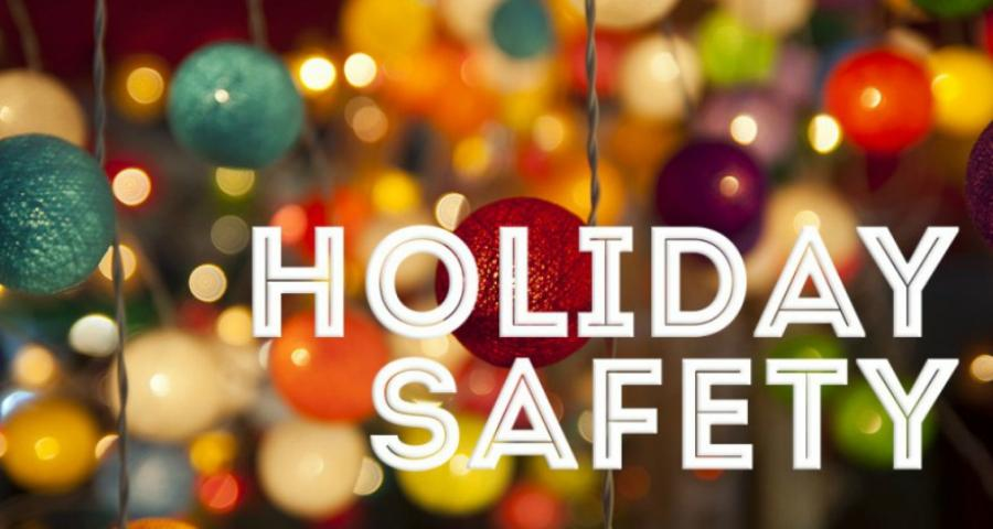 Holiday Safety For Kids And Pets.