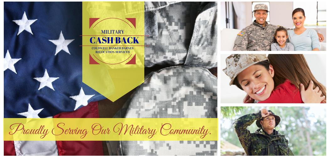 Military Appreciation Real Estate Rewards