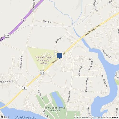 Gallatin Office Map Location