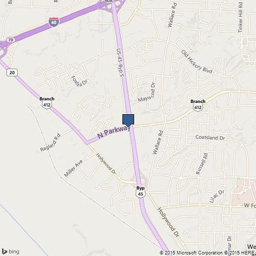 Jackson Office Map Location