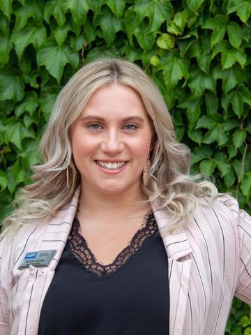 Megan Adams Profile Image