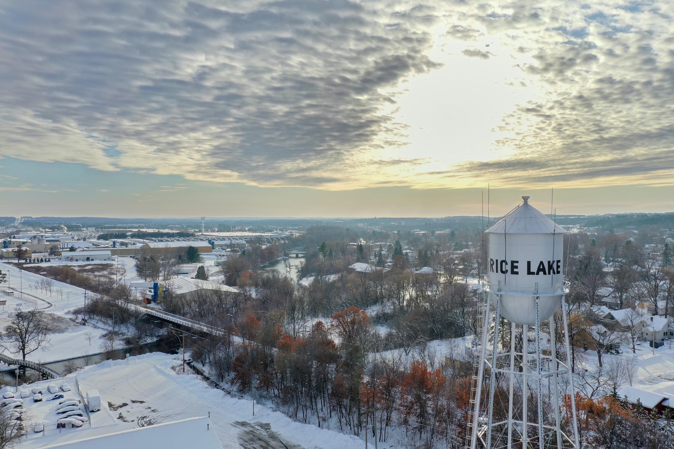 Rice Lake Area Picture