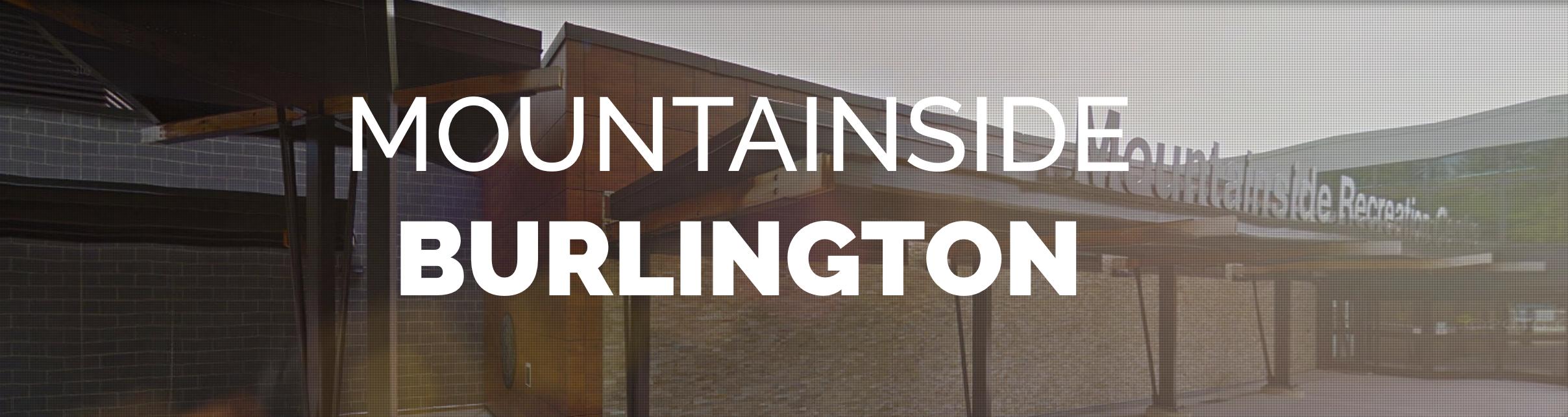 Mountainside Burlington