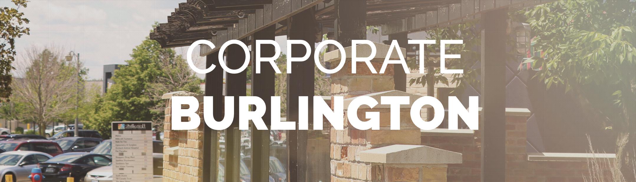 Corporate Burlington