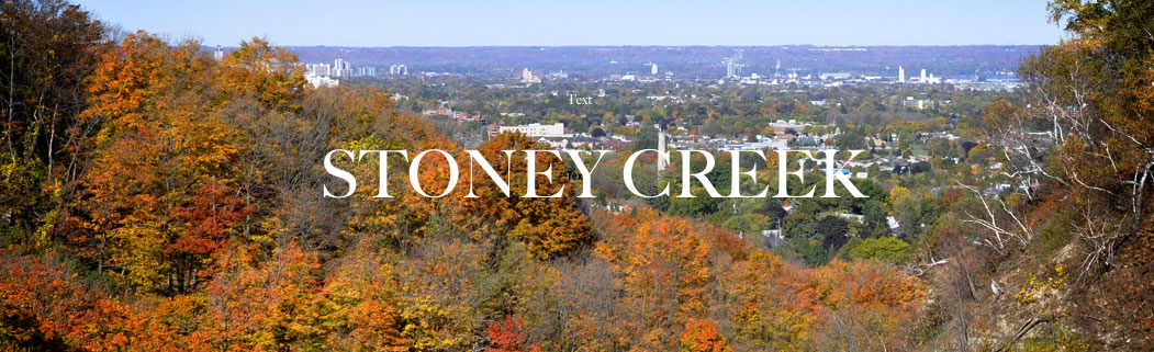 Stoney Creek area page
