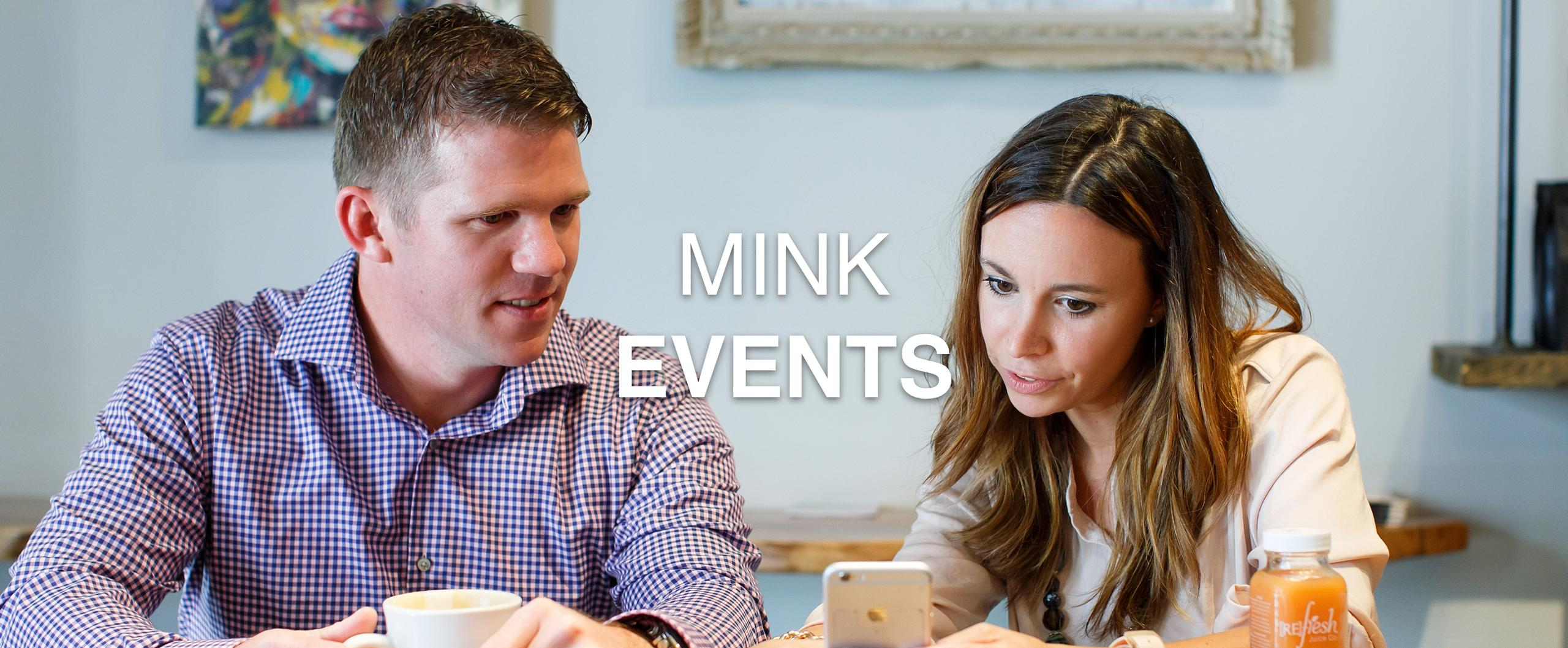 Mink Events