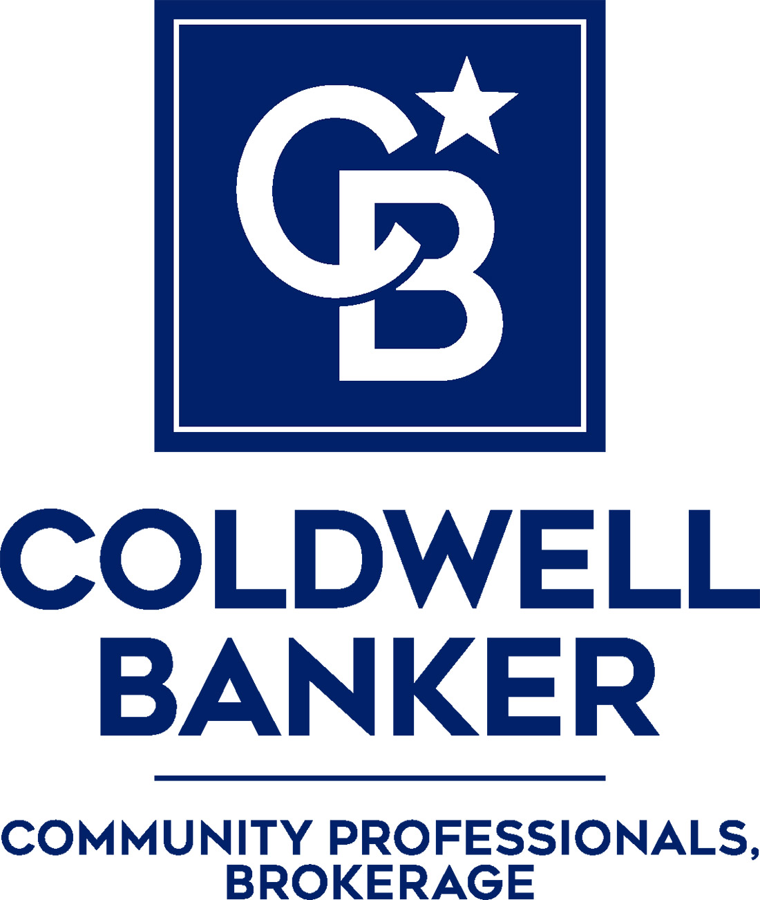 Justin Brown - Coldwell Banker Community Professionals Logo