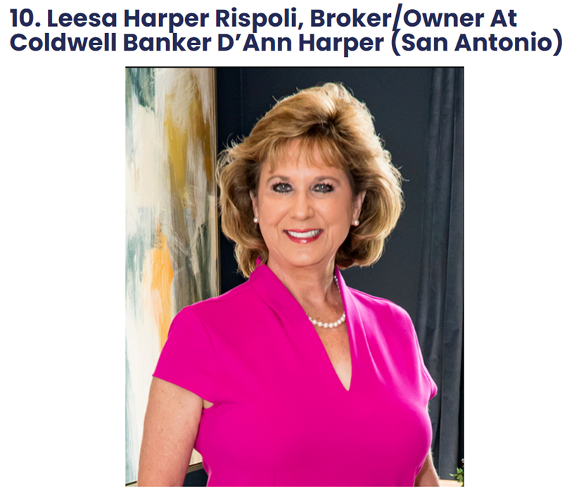 Leesa Harper Rispoli's Featured Response to the Publisher Brokers' Round-Up! Picture