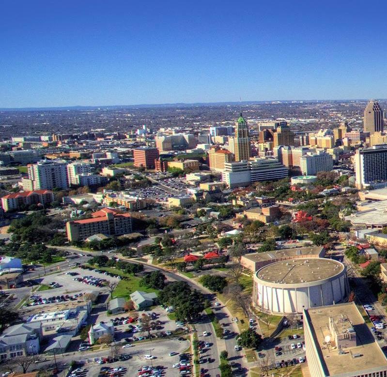 San Antonio Picture