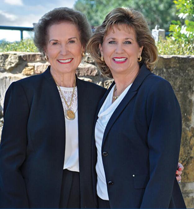 D'Ann Harper and Leesa Harper Rispoli