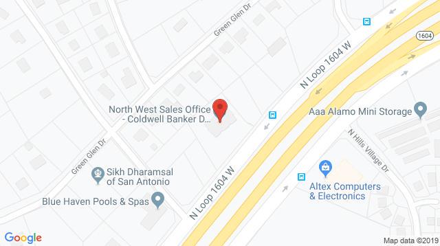 7523 N. Loop 1604 West, San Antonio, TX 78249