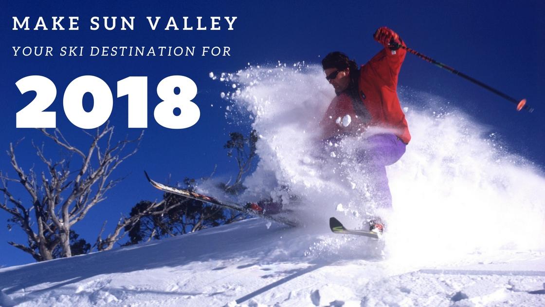 Make Sun Valley your Ski Destination for 2018 Main Photo