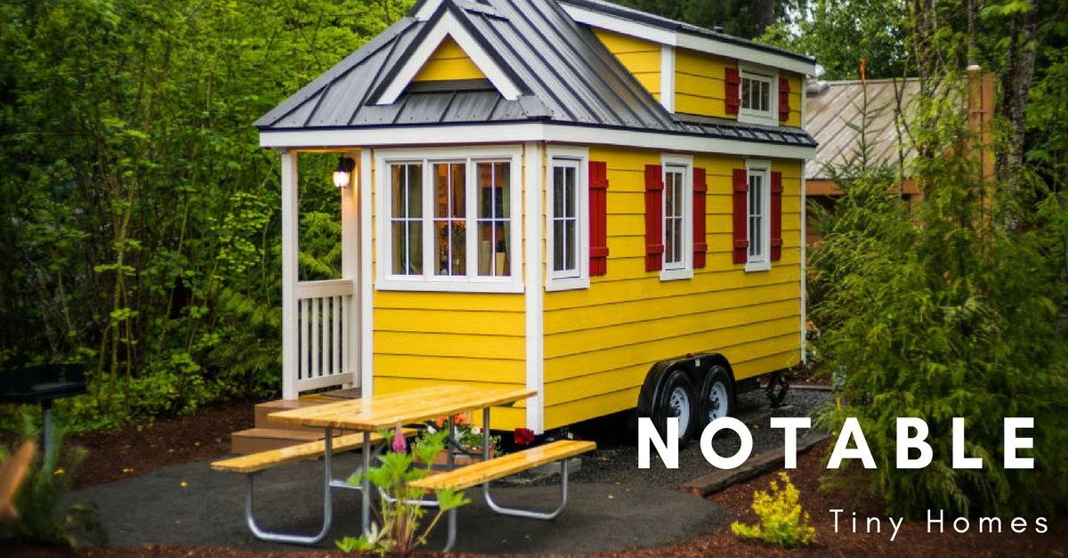 Notable Tiny Homes Main Photo