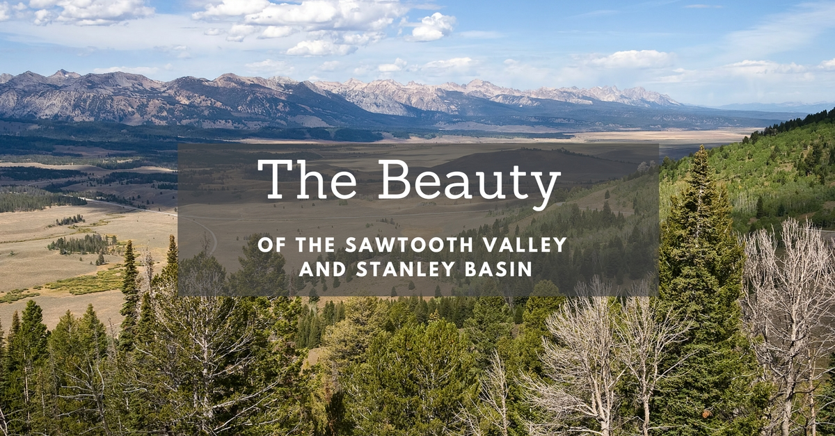 The Beauty of the Sawtooth Valley and Stanley Basin Main Photo