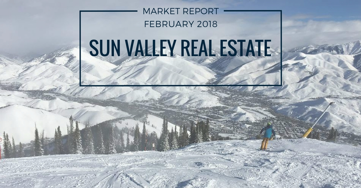 Sun Valley Market Update - February 2018 Main Photo