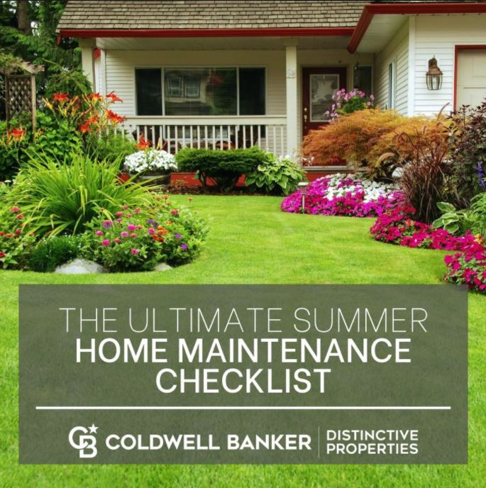 Your Summer Home Maintenance Checklist Main Photo