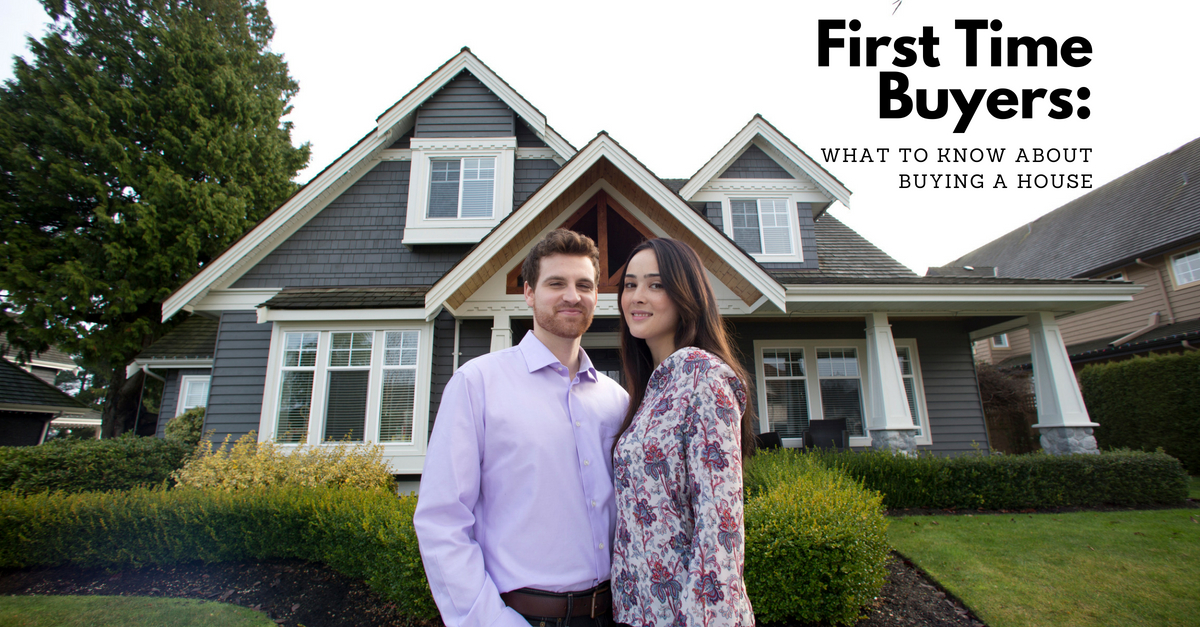 First Time Buyers: What to Know About Buying a House Main Photo