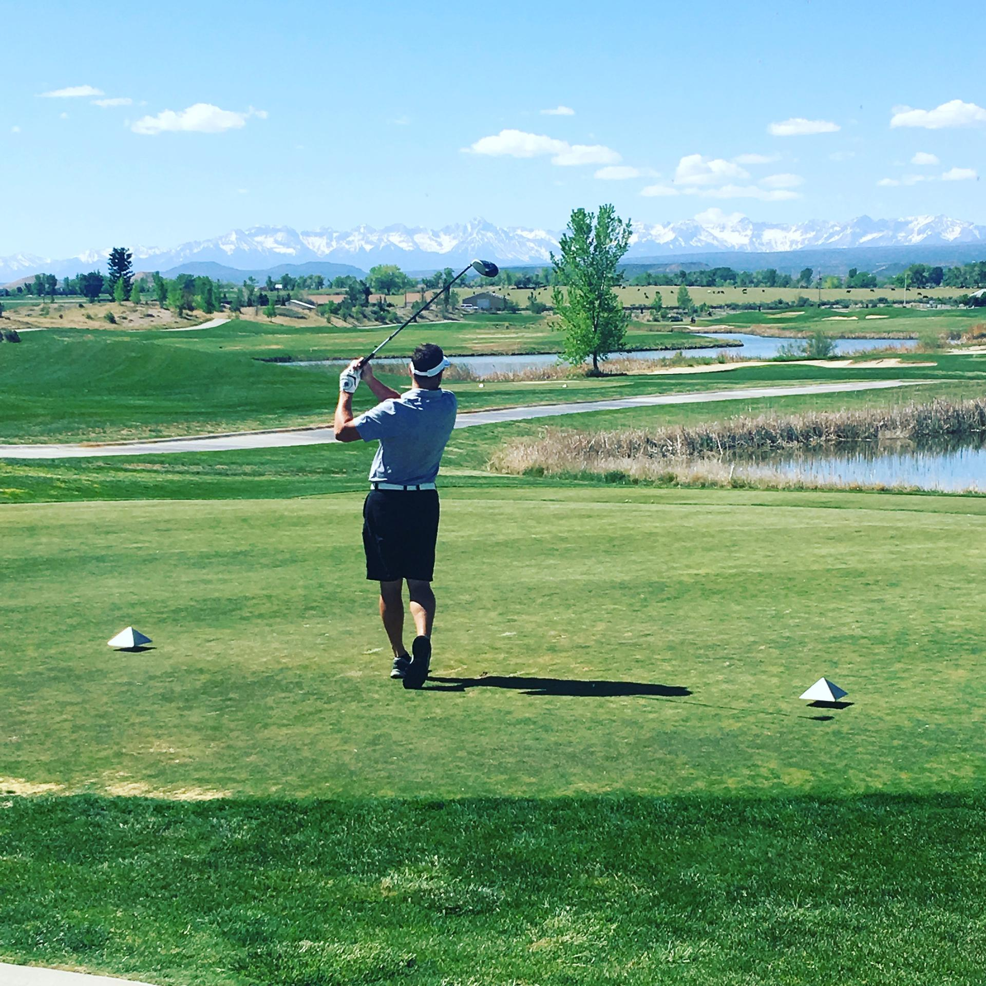 COLORADO GOLF SEASON Main Photo