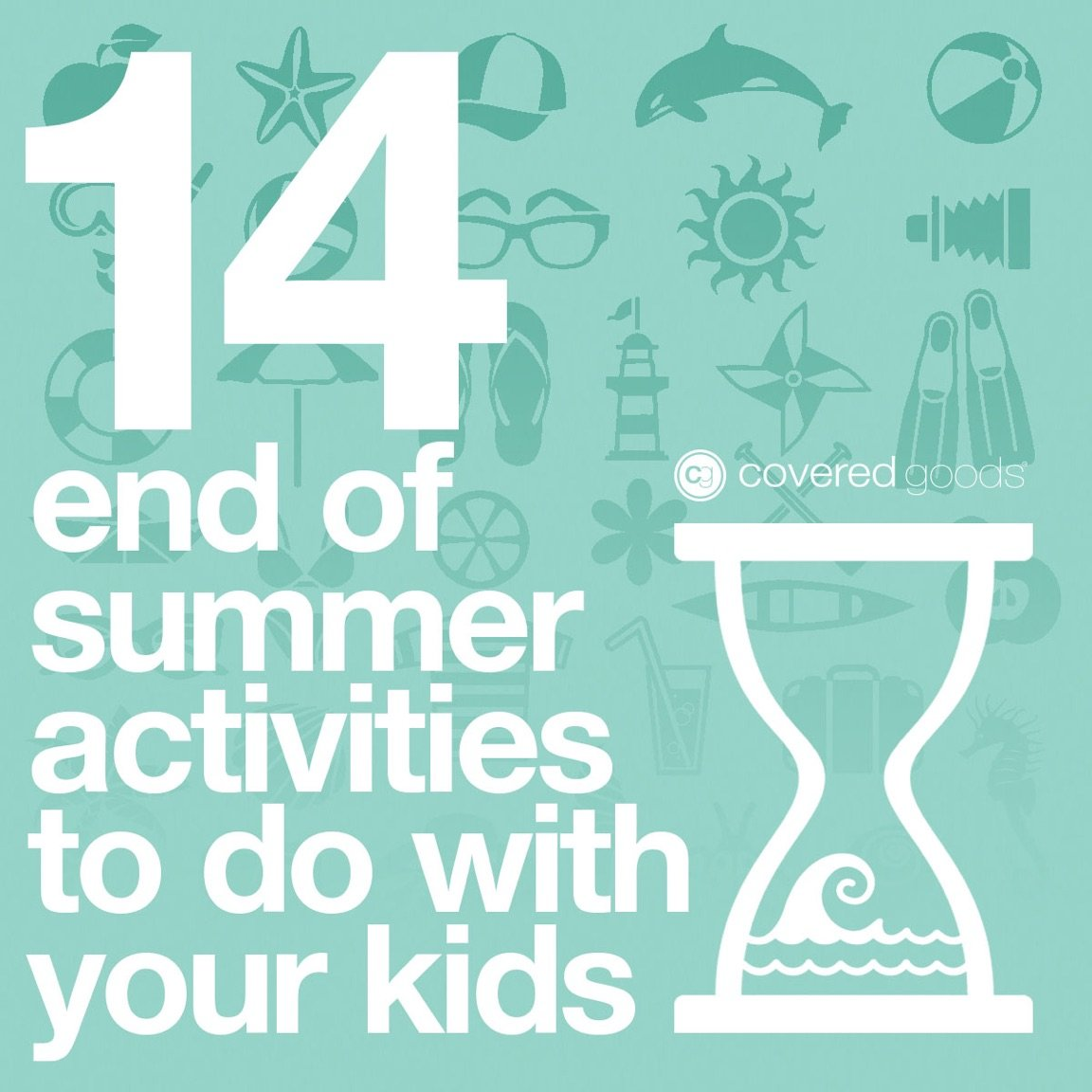 14 Great End of Summer Activities to Do With Your Kids Main Photo
