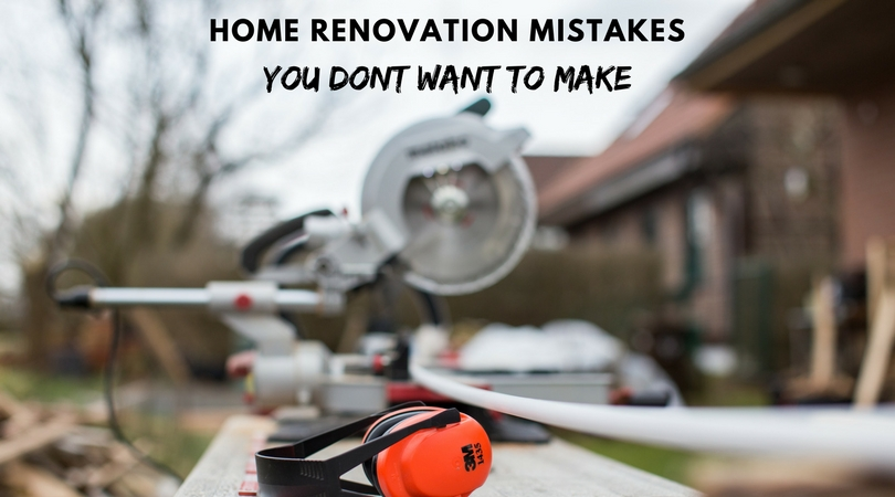 Home Renovation Mistakes you Don't Want to Make Main Photo