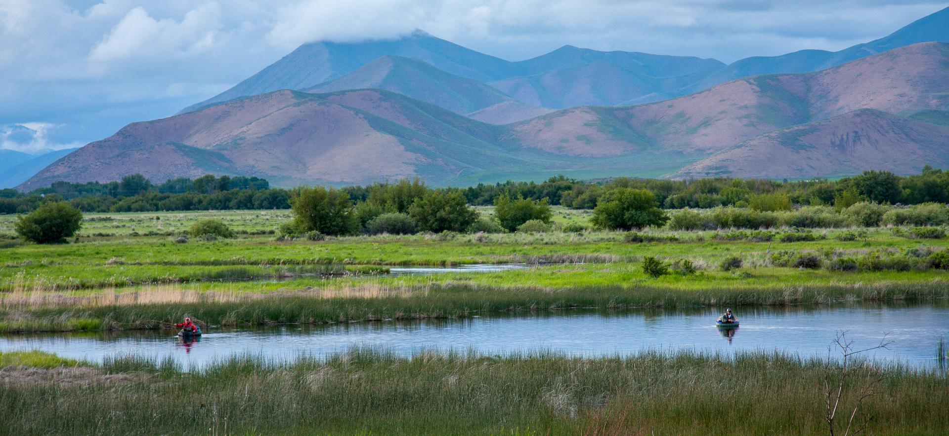 Outdoor Spotlight: Silver Creek, Picabo Idaho Main Photo