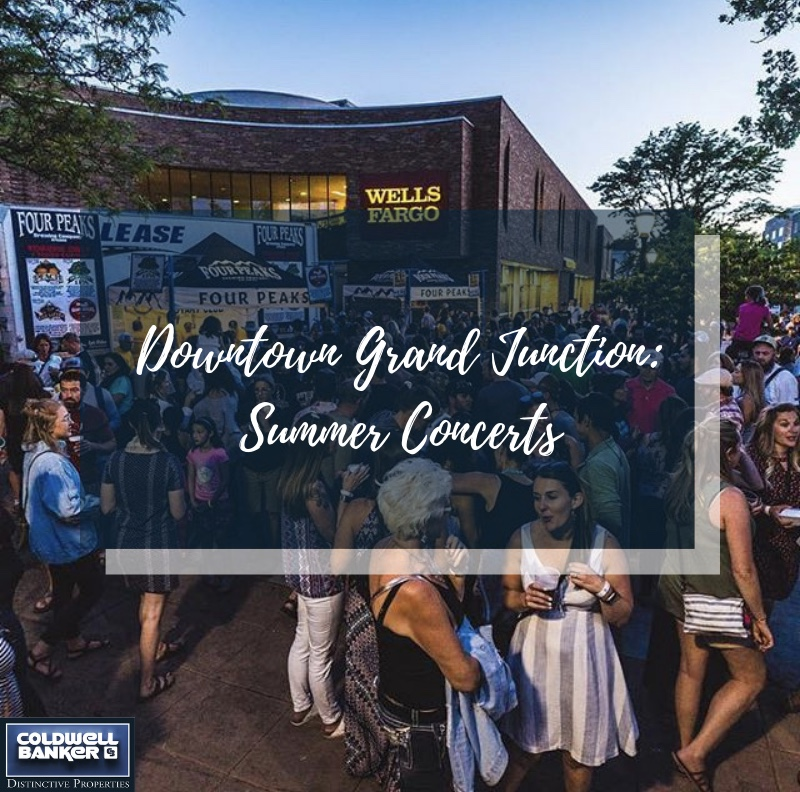 Downtown Grand Junction: Summer Concerts Main Photo