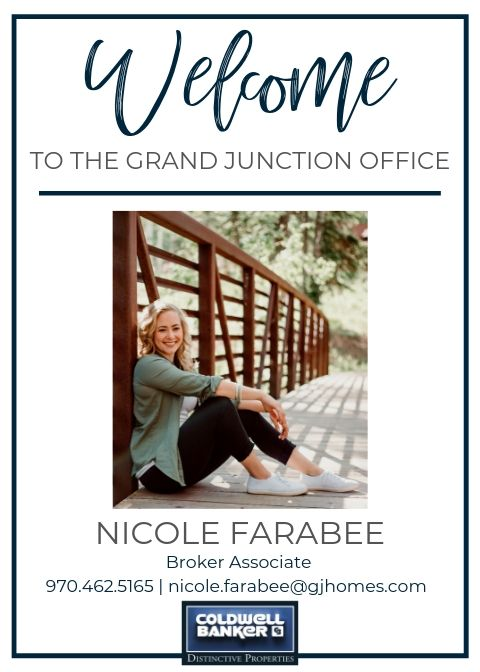 Please help us welcome Nicole Farabee to our CBDP family! Main Photo