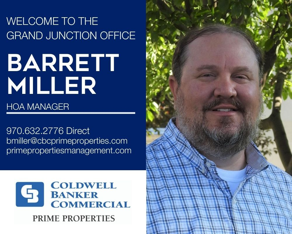 Please help us welcome Barrett Miller to our Coldwell Banker family- Main Photo