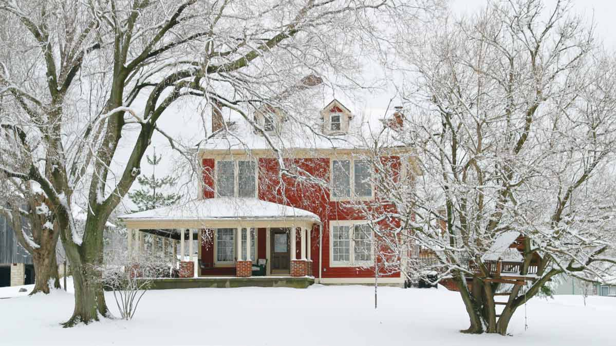 6 Reasons Why Selling a House in the Winter May Be the Best Decision Ever Main Photo