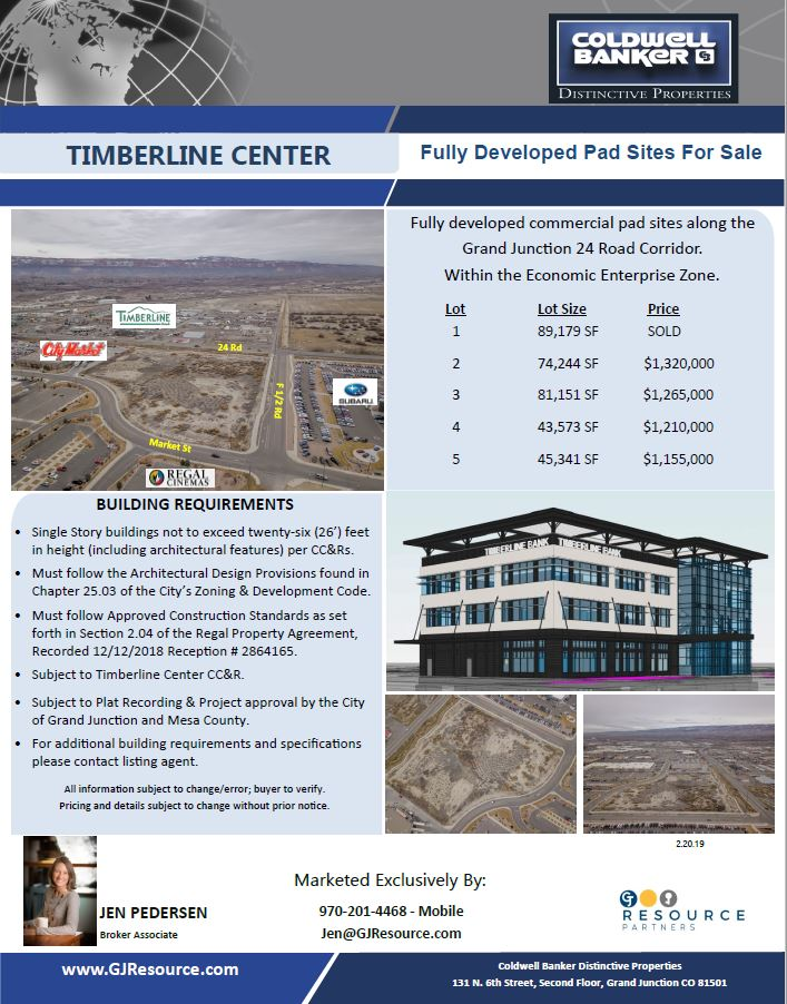 Timberline Center