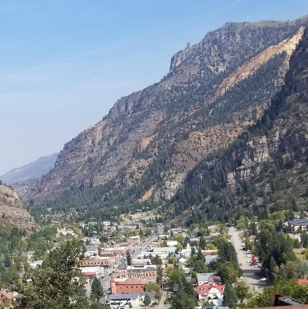 Ridgeway, Ouray and Silverton Picture