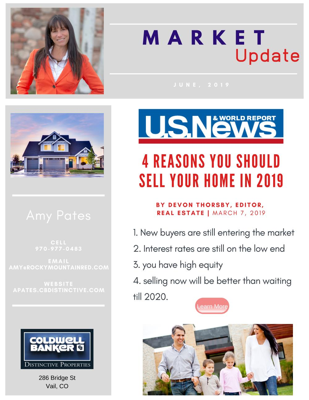 Market Update June 2019
