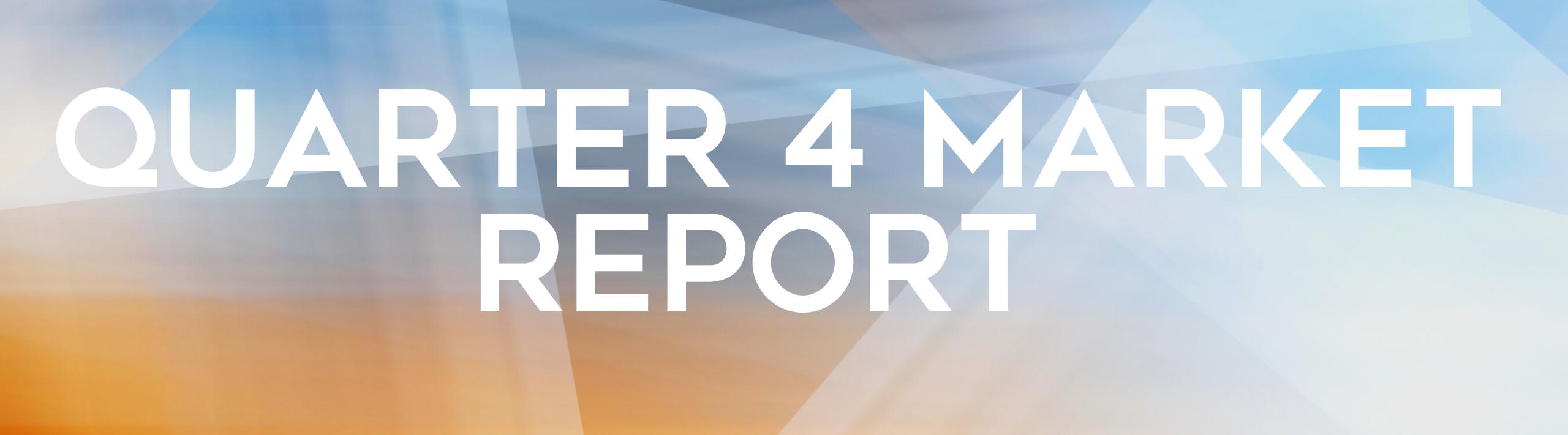 Twin Falls Quarter 4 Market Report