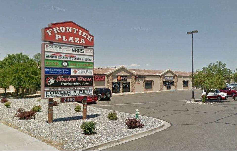 Frontier Plaza HOA